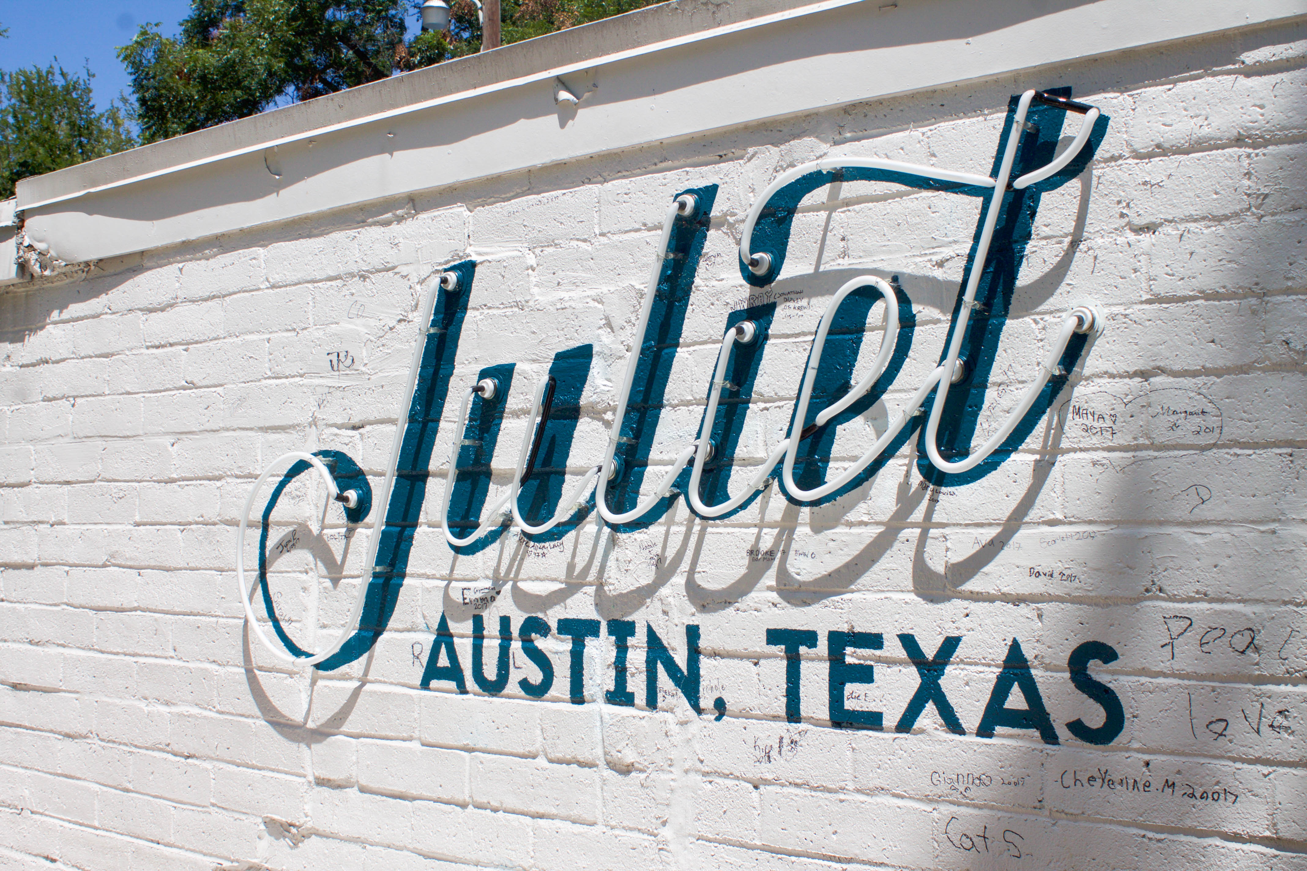 Juliet Italian Kitchen - Austinite Spotlight